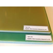 Feuille stratifiée en verre époxy rigide (Epgc308)