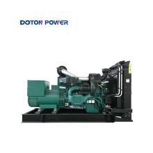 360KW 500KVA 450KVA Open Genset Silent 3 Phase 24V DC Start Battery Diesel Generator