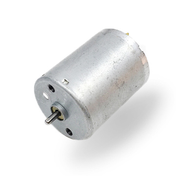 RF370 24mm çap 12 v 7000 rpm dc motor