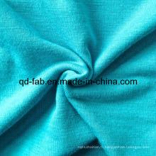 68% Poly 28% Rayon 4% Spandex Jersey Fabric (QF13-0696)