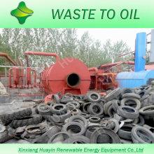 5/8 / 10T Reifenrecycling, um Diesel in Portugal / Rumänien / Deutschland zu machen