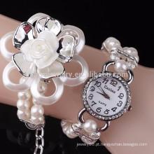 Lotus pulseira de diamante pulseira relógio de moda relógios BWL046