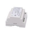plastic omhulsel dc din rail voeding