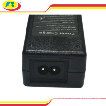 42V 2A Charger for Electric Scooter Lithium Battery 42V 2000mA Power Adapter