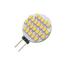 Super brillante cálido blanco fresco 3528SMD 24 G4 12V 1.5W LED bombilla