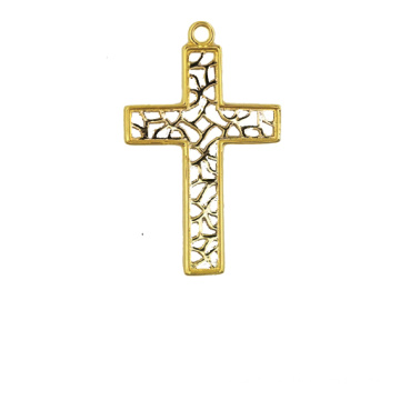 The Cross Pendant 18 K