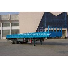 Recipiente de dois eixos 40FT ou semi-reboque de carga