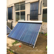 Heat Pipe Druck Solarkollektoren