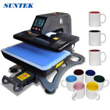 Máquina automática multifuncional da imprensa do calor da sublimação do vácuo 3D (ST-420)