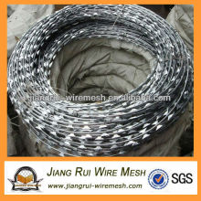 high quality stainless steel razor wire china supplier