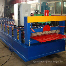 Hot sale metal roof fence wall quick delivery steel roofing roll forming machine for sale