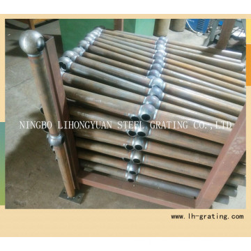 Galvanized Steel Handrails for Staircase
