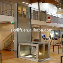 Newest !! 3m Disabled Elevators for Wheelchair Stair Climbing