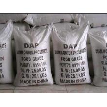 Diamonium Phosphate DAP 18-46-0 Fornecedor, DAP Fornecedor de fertilizantes na Fábrica