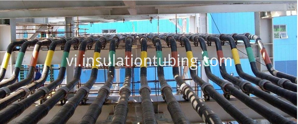 busbar tube for application