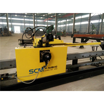 TADM3635 Automatik Angle Drilling Marking Machine