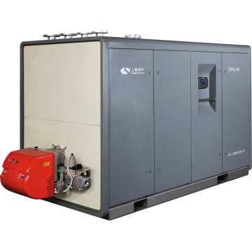 فندق HVAC Vacuum Water Hot Boiler