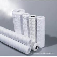 Deo/PP / Cotton String Wound Filter Cartridge