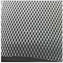 Rede plástica do filtro de malha do diamante