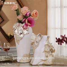 отель декор дизайн высокое качество полистоуна ваза для продажи