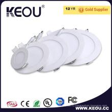 Горячие продажи 3W/6W/9W/12Вт/15W18W светодиодный световой панели Гуанчжоу завода