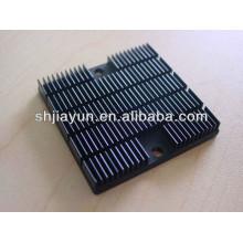 CNC de dissipador de calor de alumínio usinado