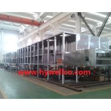Máquina secadora de carbón activado granular - Secadora de banda DW