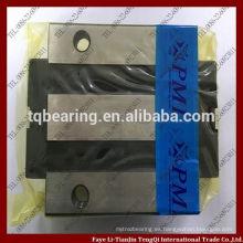 Rodamientos de bloque lineal PMI de alta carga tipo MSA45E