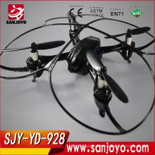 2016 лучшие продажи интеллектуальный игрушки уй-928 4-канальный гироскопа RC НЛО самолет беспилотный дешевые