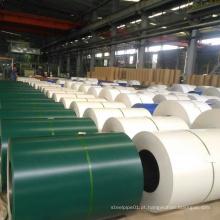 Bobina Prepainted profissional da bobina de aço galvanizada