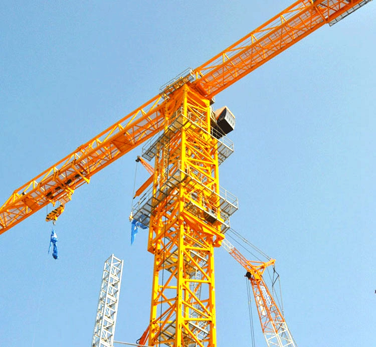 High-rise Topless Tower Crane