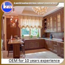 American Standard Solide Gabinetes de cocina de madera (zhihua)
