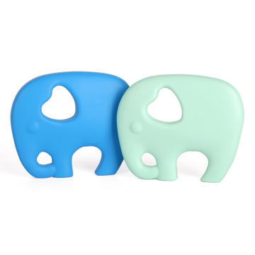 BPA Gratis Silicone Baby Teether