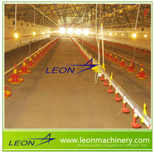 LEON design with whole poultry equipment for chicken farming or poultry house