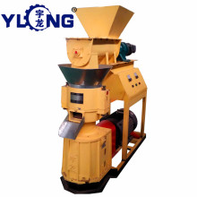 Chicken manure fertilizer pellet mill