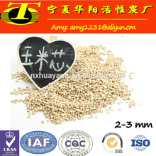 Sandstrahlmittelkorn-Maiskolben für Verkauf