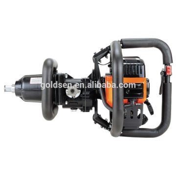 New Arrival GOLDENTOOL 46.5cc Handheld Gasolina powered trilho Track Wrench