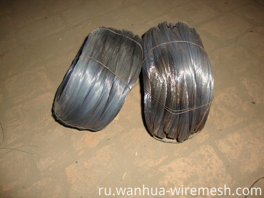 0.7MM diameter round shape Small coil tie wire (2)