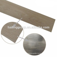 Dry back vinyl plank flooring