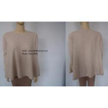 suéter de cachemira de moda de mujer