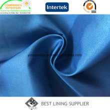 Silky Shiny Thin Polyester 230t Trilobal Lining Women′s Cloth Lining