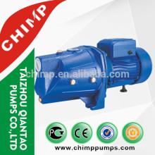 CHIMP BOMBA 2.0HP / 1.5KW 220-240V autoescorvante JET bomba de água limpa bomba de ferro fundido pumpbody
