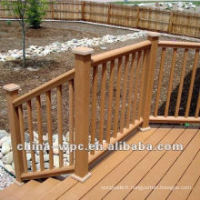 Durable des Hings wpc balustrade