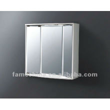 white painting wall mounted medicine cabinet