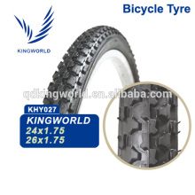 Top Quality Solid Natural Rubber Top Selling Bicycle Tire