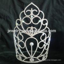 Custom pageant crown para la venta
