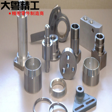 Alloy Steel Machined Parts Steel Alloy 4140/4142
