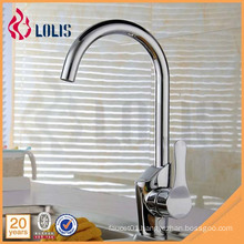 China supplier single lever brass kitchen sink faucet mixer