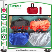 Sac à provisions pliable Trolley Polyester