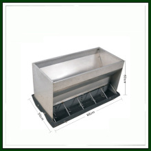 Automatic Pig Feeder Stainless Steel Double-Side Feeder for Pig